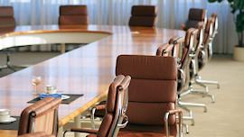 Tavolo di lavoro all'Agenzia delle Entrate